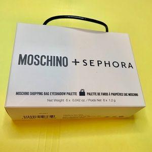 Moschino x Sephora Shopping Bag Eyeshadow Palette